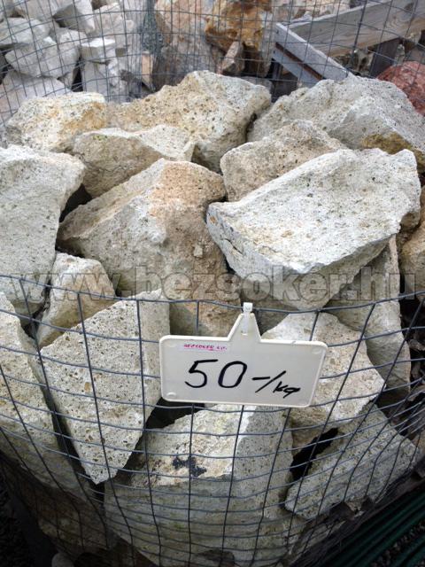 Szikla kő árak